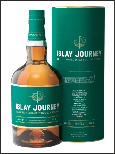 Islay Journey Hunter Laing