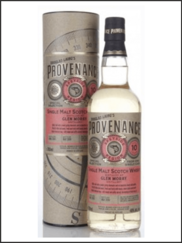 Glen Moray 10 Douglas Laing Provenance