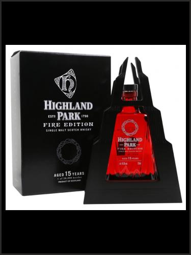 Highland Park Fire 15yo