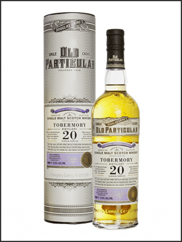 Tobermory 20 Douglas Laing Old Particular