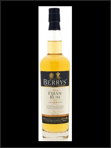 Berry's Fijian Rum 10yo