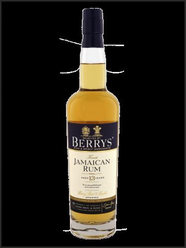 Berry's Jamaican Rum 13yo