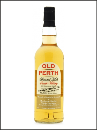 Old Perth Blended Malt Cask Strength No. 2 Limited Edition