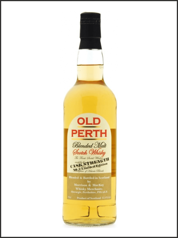 Old Perth Blended Malt Cask Strength No. 2 Limited Edition