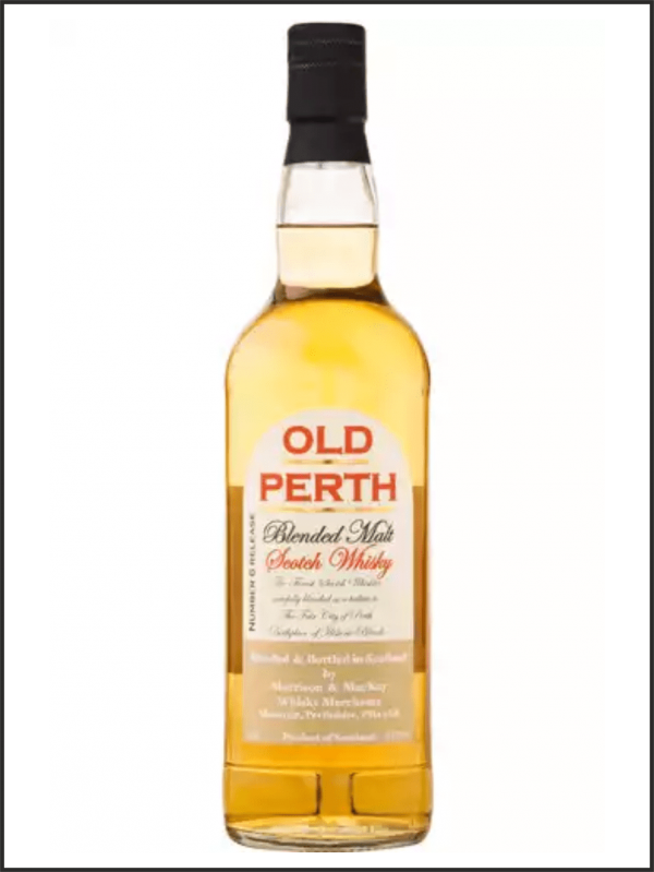 Old Perth Blended Malt Numer 6 Release