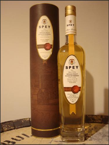 Spey 2007 for Whisky Import Nederland
